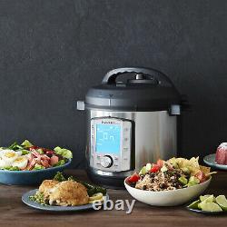 Instant Pot Duo Evo Plus 6 Litres Multi-use Pressure Cooker Nouveau