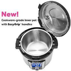 Instant Pot Duo Evo Plus 8 Litres Multi-use Pressure Cooker Nouveau