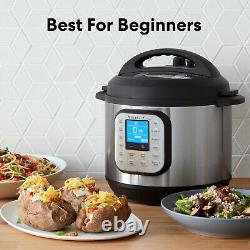 Instant Pot Duo Nova 10 Quart Multi-use Pressure Cooker Nouveau