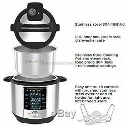 Instant Pot Max - Autocuiseur Électrique Multi-usage De 6 Pintes Avec 15 Psi Max.