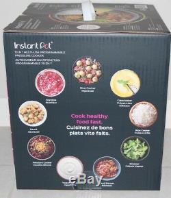 Instant Pot Ultra 60 - Autocuiseur Programmable De 10 Litres