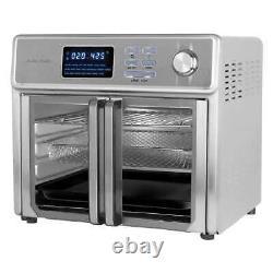 Kalorik 26-quart Digital Max Air Fryer Oven Rotisserie Bake Cooker Fast Cook Nouveau