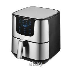 Kalorik 5.3 Quart Air Fryer Pro Xl, Acier Inoxydable