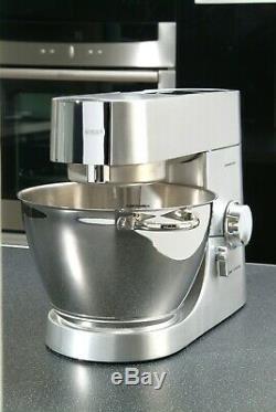 Kenwood Chef De Titane 5 Pintes Mélangeur Permanent En Acier Inoxydable Open Box
