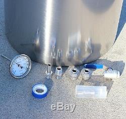 Kit De Bricolage Avec Accessoires Concord Home Brew Kettle Et Faitout En Acier Inoxydable
