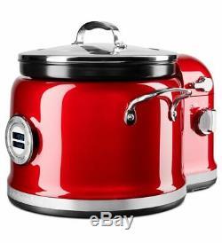 Kitchenaid 4 Pintes Multi-cooker Avec Stir Tour Accessoires, Kmc4244