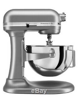 Kitchenaid 5 Professional Plus 5 Pintes Bowl-lift Batteur, Argent