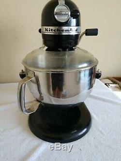 Kitchenaid 6 Lift Stand 6 Pintes Mixer Avec Bol Et Batteur Paddle