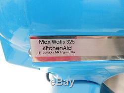 Kitchenaid Artisan Ksm150ps 325w Série 5 Pintes Tête Inclinable Batteur