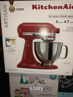 Kitchenaid Artisan Série 5 Quart Tilt-head Stand Mixer Empire Rouge