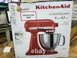 Kitchenaid Artisan Series 5 Mélangeur De Tilt-head