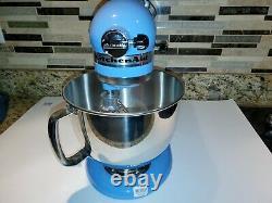 Kitchenaid Artisan Series 5 Quart Tilt-head Stand Mixer Pdsf. 499$
