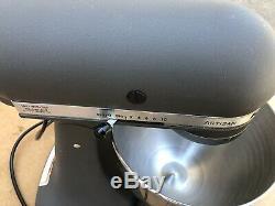 Kitchenaid Batteur Sur Socle Ksm150psgr1 5 Pintes, 325 W, Gris Impérial
