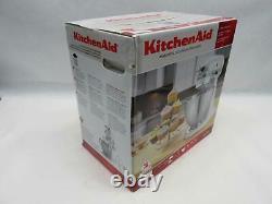 Kitchenaid Classic K45sswh 4.5-quart Tilt-head Mixer, Blanc