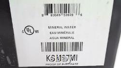 Kitchenaid Deluxe 4.5 Mélangeur De Quartz Eau Minérale Bleu Ksm97mi