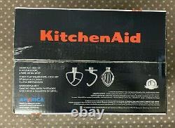 Kitchenaid Deluxe 4.5 Quarts Tilt-head Stand Mixer Ksm97mi Eau Minérale (new)