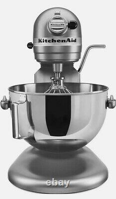 Kitchenaid Kitchenaid Pro 5 Plus 5 Quart Bowl-lift Stand Mixer Argent