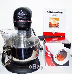 Kitchenaid Kp2671xbk Professional 6 Pintes Bowl-lift Batteur (imperial Noir)