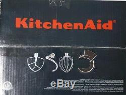 Kitchenaid Kp26m1xpm Professional 600 Série 6 Pintes Batteur Sur Socle Métallique Perle