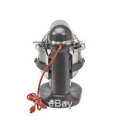 Kitchenaid Ksmc895dp Batteur Sur Socle Commercial En Acier Inoxydable 8 Pintes
