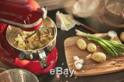 Kitchenaid Mélangeur Sur Socle Élévateur À Cuve, Série 600, Série 600, Rkp26m1x