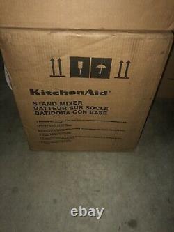 Kitchenaid Pro 5 Plus 5 Quart Bowl-lift Stand Mixer Onyx Noir