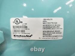 Kitchenaid Pro 5 Plus Kp25m0xaq Quart Bowl Lift Stand Mixer Aqua Sky