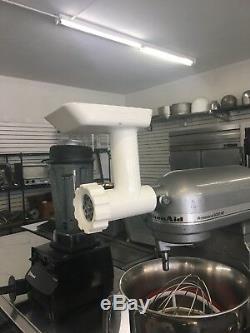 Kitchenaid Professional 600 Mélangeur Sur Socle 6 Pintes Avec Accessoires