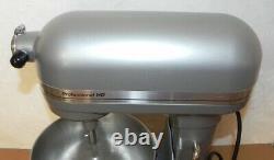 Kitchenaid Professional Hd 5 Quart Lift Bowl Mixer Avec Pièces Jointes Qt Stand