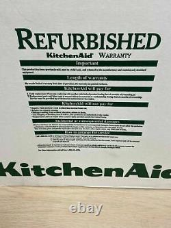 Kitchenaid Professional Hd Stand Mixer Rkg25h0xer, 5-quarts, Empire Red
