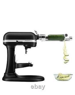Kitchenaid Professional Pro 5 Plus 5 Quart Stand Mixer Matte Noir