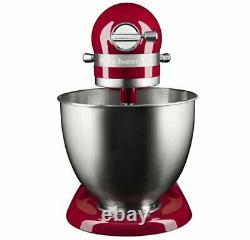 Kitchenaid Rénové 3.5-quart Artisan Mini Tilt-head Stand Mixer Empire Red