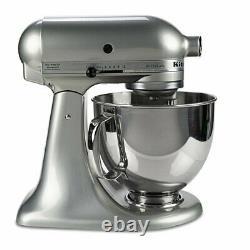 Kitchenaid Rénové 5-quart Artisan Tilt-head Stand Mixer Sugar Pearl Si