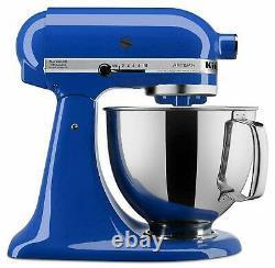 Kitchenaid Rrk150to Artisan Series Stand Mixer, 5 Litres Twilight Blue