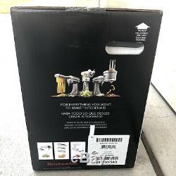 Kitchenaid Série Batteur Sur Socle Artisan Aqua Sky Teal 5 Pintes Tête Inclinable Nouveau Sealed