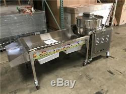 Machine À Maïs Kettle 90 Pintes Faisant La Vente De Pop-corn Gastronomique Commerciale De Machine