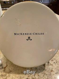 Mackenzie-childs Parchemin Check 3 Pintes Bouilloire