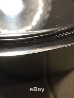 Marmite En Acier Inoxydable Brossé D5 All-clad, 12 Pintes Tout Neuf
