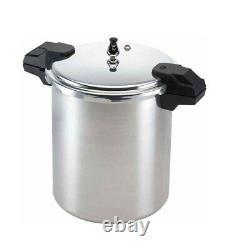 Mirro 92122a Cuisinière Et Boîte À Pression En Aluminium, 22 Quart