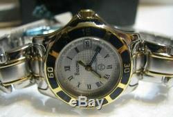 Montre-bracelet Bulova Marine Star Pour Femme, 100 M, Quarts, Acier Inoxydable, Nib
