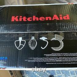 New Kitchen Aid Artisan Series 5 Quart Tilt-head Stand Mixer Empire Red