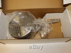 Nib 190 $ All-clad D3 18/10 En Acier Inoxydable 3 Quart Casserole Avec Couvercle