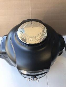 Ninja Fd401 Foodi 8-quart 9-en-1 Deluxe XL Cuisinière De Pression Air Fryer Inox