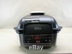 Ninja Foodi 5-en-1 Grill Intérieur Avec Le 4-quart Air Fryer Ig301a