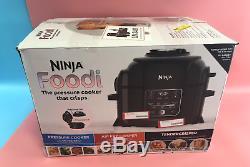 Ninja Foodi 6,5 Pintes Food Steamer Cuisinière Multi-fryer Air En Acier Inoxydable # U3605