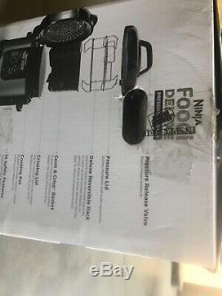 Ninja Foodi Deluxe XL Air Fry Crisper Tendercrisp Autocuiseur 8 Pintes Fd402