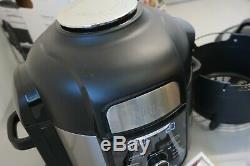 Ninja Foodi Deluxe XL Air Fry Crisper Tendercrisp Autocuiseur 8 Pintes Us2103