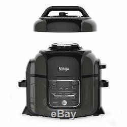 Ninja Foodi Tendercrisp 6,5 Pintes Cuisinière Pression, Air Fryer Op300 Op301 1400w