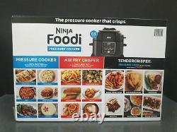 Ninja Foodi Tendercrisp 8-en-1 6,5-quart Cocotte À Pression Noir Op300 (nouveau!)