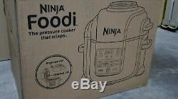 Ninja Foodi XL Air Fry Crisper Tendercrisp Autocuiseur 8 Pintes Famille Op401